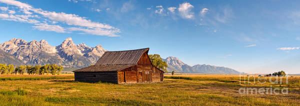 Photograph - Moulton Barn by Sharon Seaward