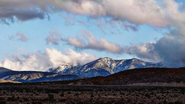 Wall Art - Photograph - Mount Baden - Powell - Angeles National Forest by Glenn McCarthy Art and Photography