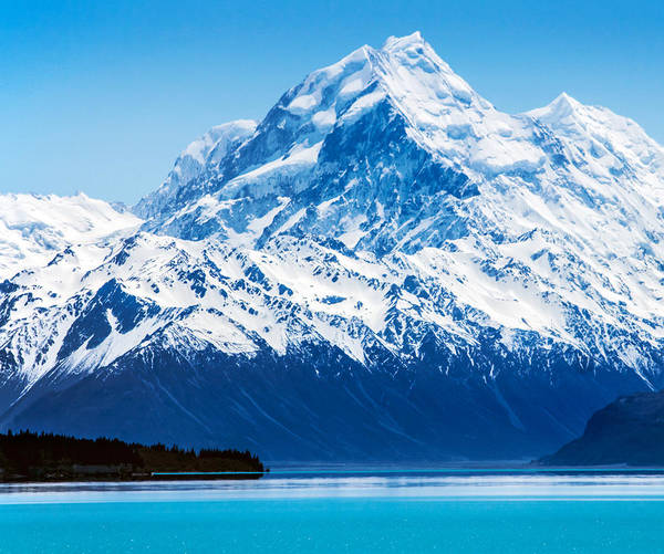 Photograph - Mount Cook by Nicholas Blackwell