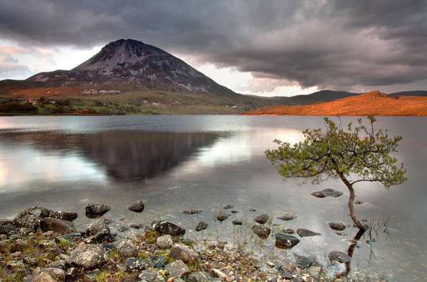 Lee Filters Wall Art - Photograph - Mount Errigal by Pawel Klarecki