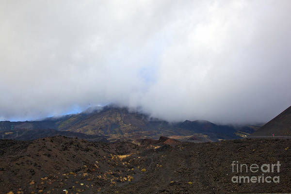 Wall Art - Photograph - Mount Etna by Madeline Ellis