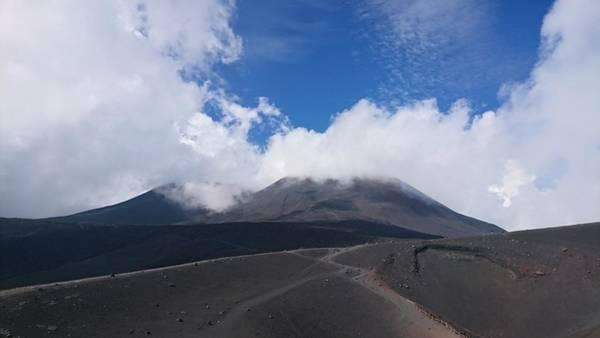 Photograph - Mount Etna by Samuel Pye
