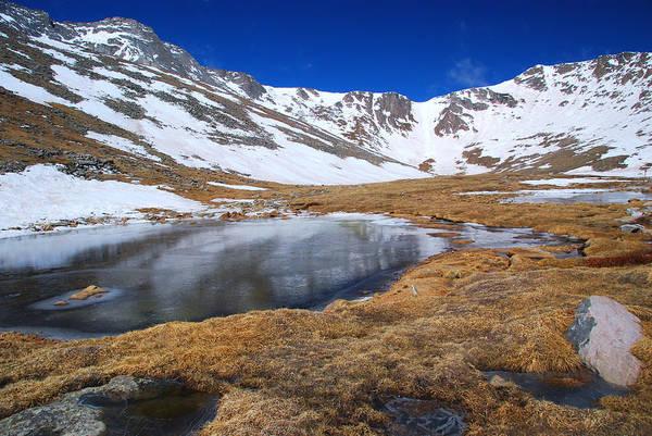 Photograph - Mount Evans by Cascade Colors