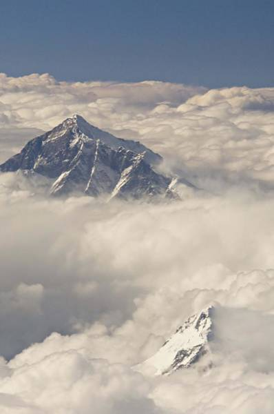Wall Art - Photograph - Mount Everest by Photo 24