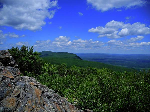 Photograph - Mount Everett From Bear Mountain by Raymond Salani III