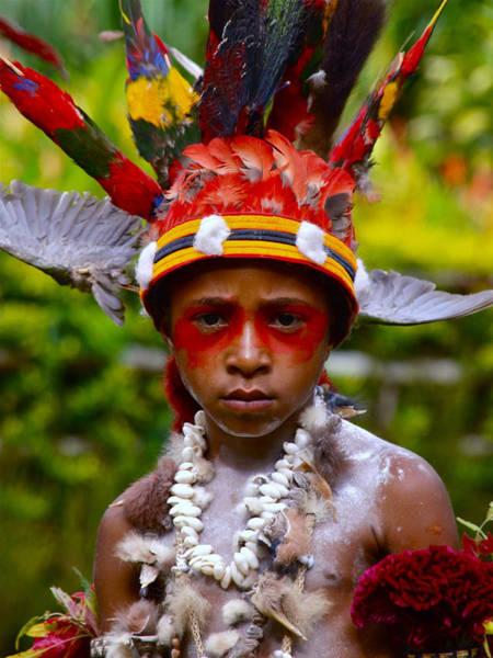 Mount Hagen Photograph - Mount Hagen Papua New Guinea Aog 19 by Per Lidvall