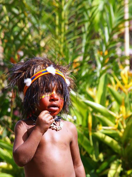 Mount Hagen Photograph - Mount Hagen Papua New Guinea Aog 91 by Per Lidvall