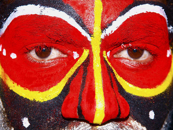 Mount Hagen Photograph - Mount Hagen Papua New Guinea Lv B 77 by Per Lidvall