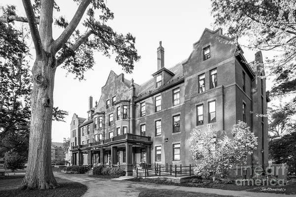 Photograph - Mount Holyoke College Wilder Hall by University Icons