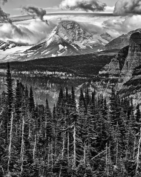 Photograph - Mount Jackson 2 by Jedediah Hohf