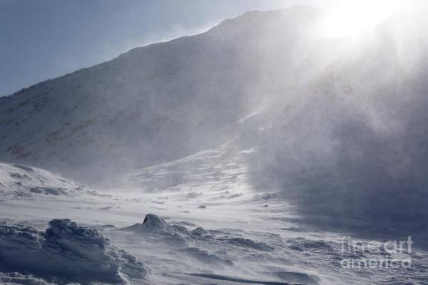 Photograph - Mount John Quincy Adams - White Mountains Nh by Erin Paul Donovan