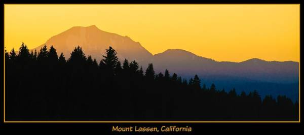 Photograph - Mount Lassen, California by Sherri Meyer