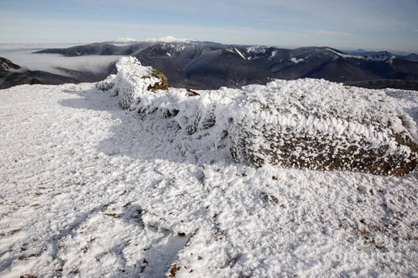 Photograph - Mount Lincoln - White Mountains New Hampshire Usa by Erin Paul Donovan