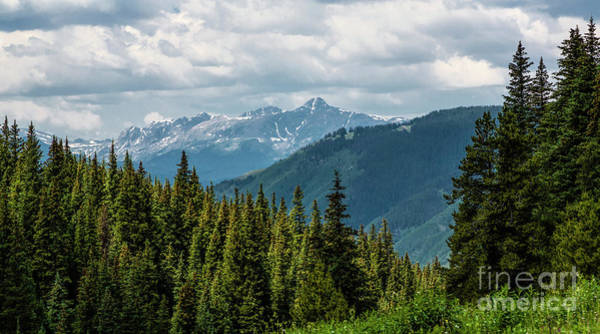 Photograph - Mount Of The Holy Cross by Jon Burch Photography