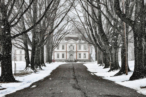 Photograph - Mount Pleasant Mansion - Philadelphia by Bill Cannon