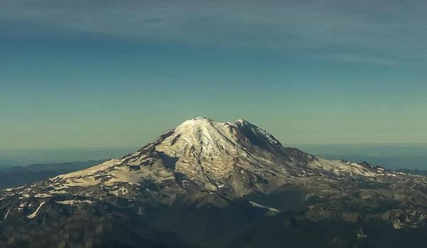 Photograph - Mount Rainier by NaturesPix