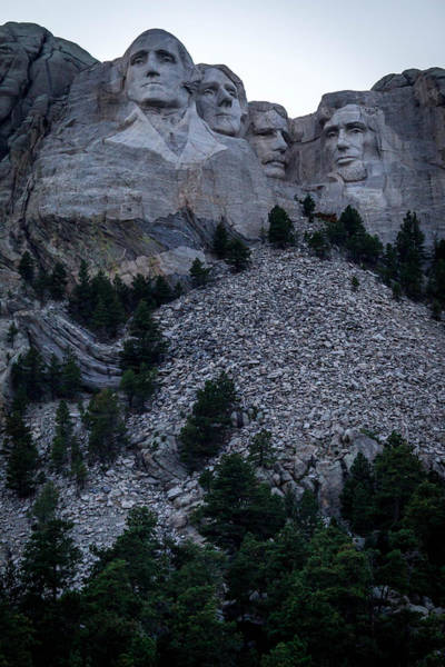 Photograph - Mount Rushmore by Susie Weaver
