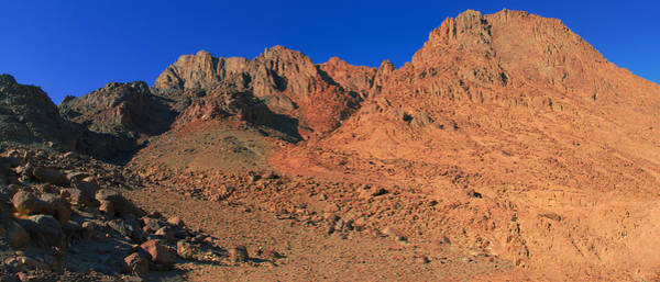 Photograph - Mount Sinai by Sun Travels