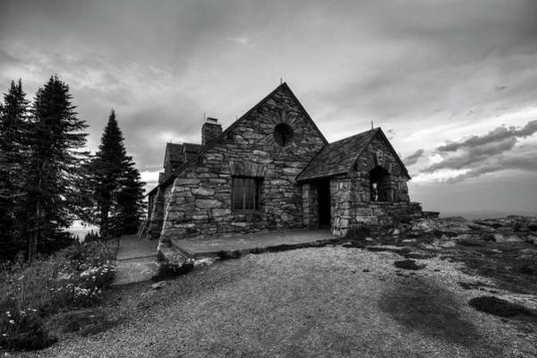 Photograph - Mount Spokane Vista House by Mark Kiver