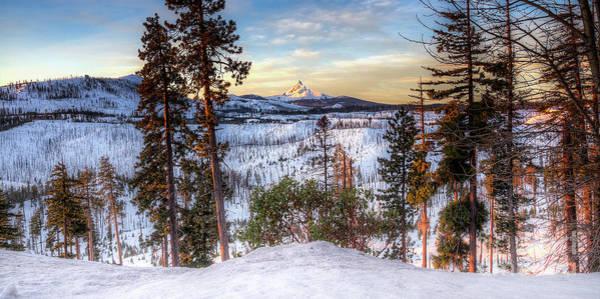 Wall Art - Photograph - Mount Washington At Sunrise by Twenty Two North Photography