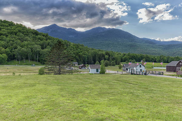 Photograph - Mount Washington Auto Road by Brian MacLean