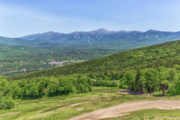 Photograph - Mount Washington From Bretton Woods by Brian MacLean