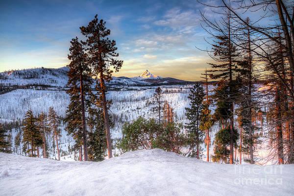 Wall Art - Photograph - Mount Washington Morning by Twenty Two North Photography