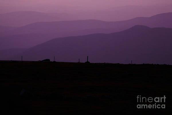 Photograph - Mount Washington New Hampshire - Auto Road by Erin Paul Donovan
