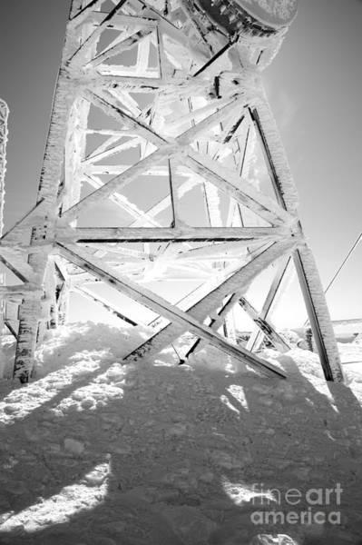 Photograph - Mount Washington New Hampshire Usa - Winter by Erin Paul Donovan