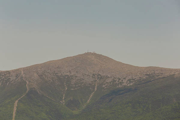 Photograph - Mount Washington Summit by Brian MacLean