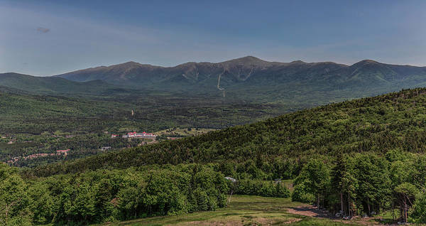 Photograph - Mount Washington Wide View by Brian MacLean
