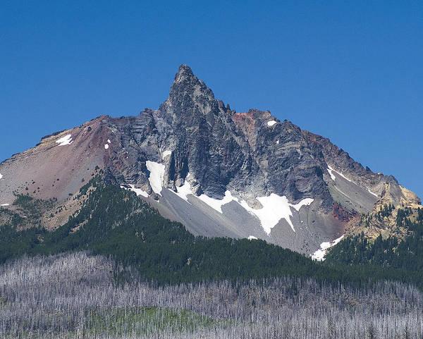 Photograph - Mount Washinton Oregon State by Yulia Kazansky