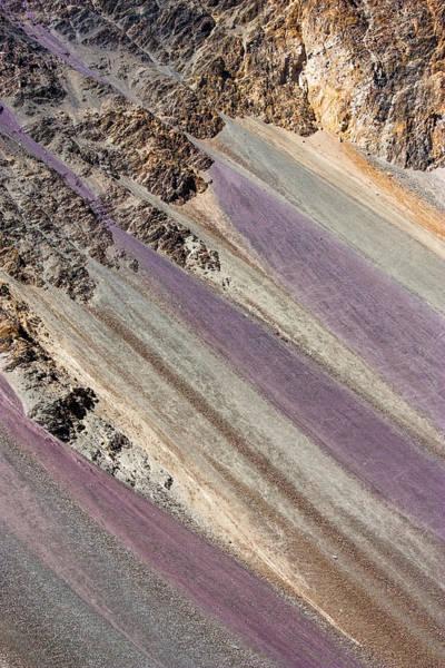 Photograph - Mountain Abstract 5 by Hitendra SINKAR