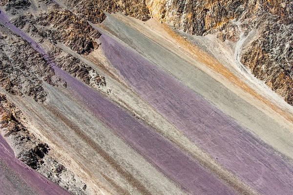 Photograph - Mountain Abstract 6 by Hitendra SINKAR