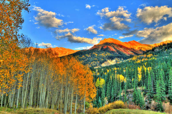 Wall Art - Photograph - Mountain Beauty Of Fall by Scott Mahon