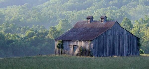 Photograph - Mountain Cabin by Buddy Scott