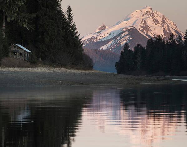 Photograph - Mountain Cabin by Ian Johnson