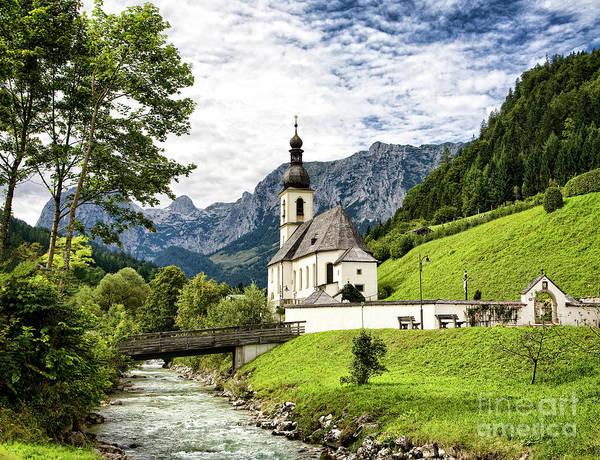 Photograph - Mountain Church by Scott Kemper