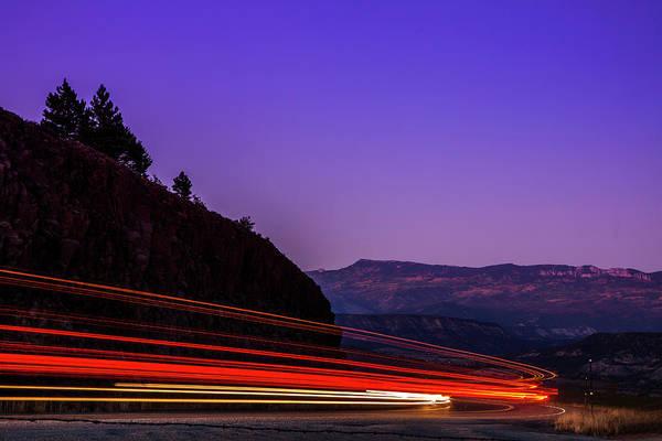 San Juan Mountains Photograph - Mountain Driving by Andrew Soundarajan