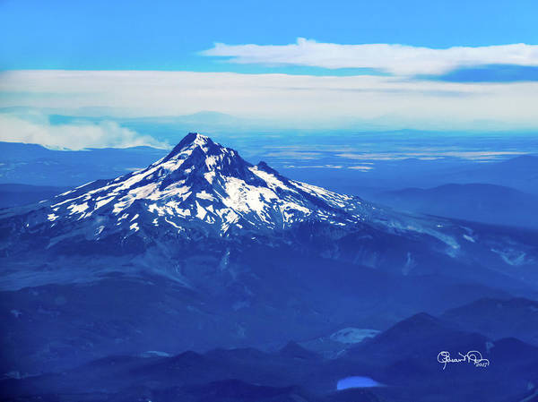 Photograph - Mountain Grandeur by Susan Molnar