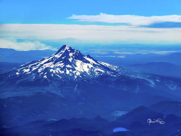 Photograph - Mountain Grandeur by Susan Molnar