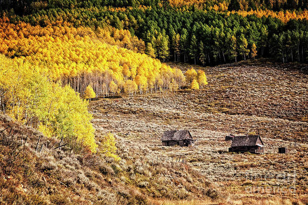 Photograph - Mountain Homestead by Scott Kemper