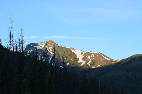 Photograph - Mountain In Rocky Mountian Np Co by Margarethe Binkley
