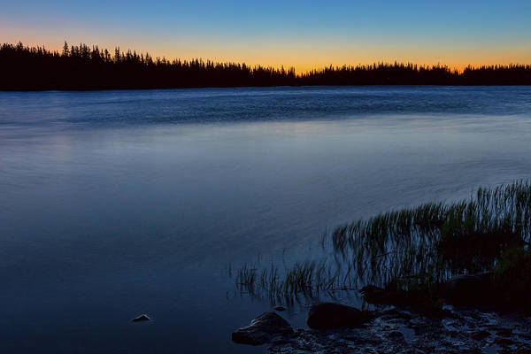 Photograph - Mountain Lake Glow by James BO Insogna