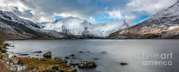 Photograph - Mountain Landscape by Adrian Evans