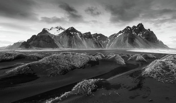 Icelandic Landscapes Wall Art - Photograph - Icelandic Mountain  Landscape by Michalakis Ppalis