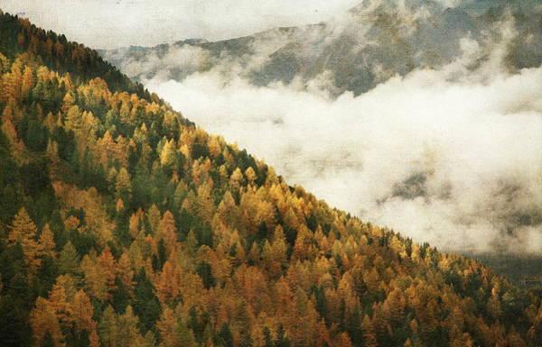 Photograph - Mountain Landscape by Vittorio Chiampan