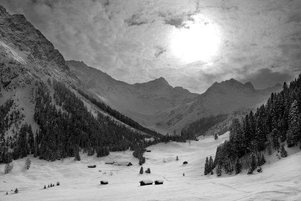 Photograph - Mountain Magic In The Austrian Alps by Pierre Leclerc Photography
