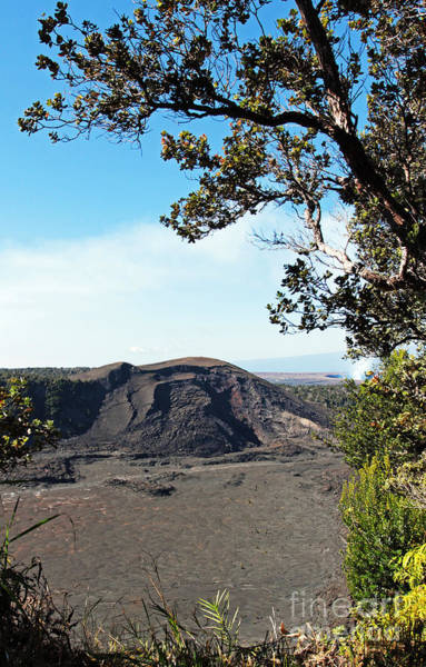 Photograph - Mountain Of Lava by Jennifer Robin