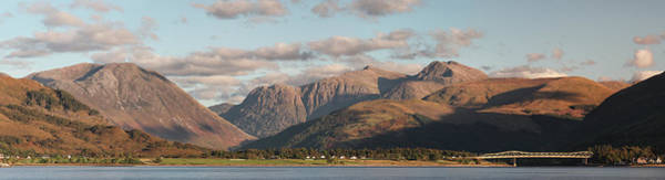Wall Art - Photograph - Mountain Panorama by Grant Glendinning